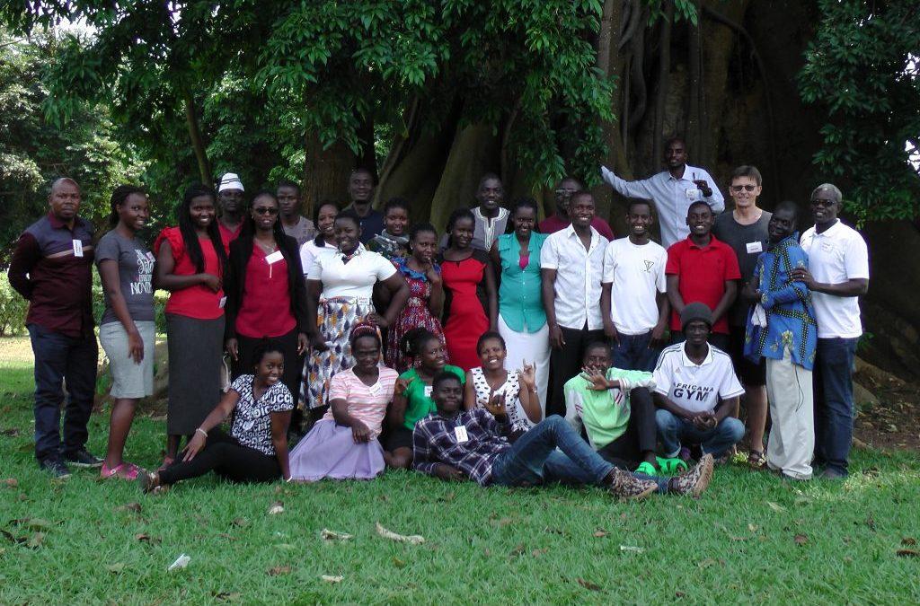 Ugandere som kjenner seg elsket