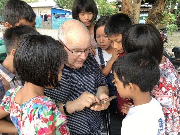 Pastor Andrew: Myanmar