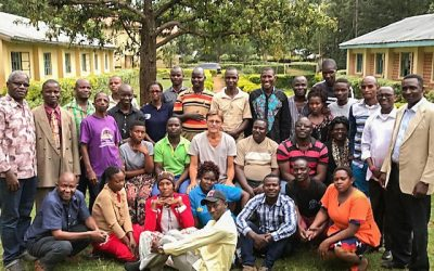 Guds Farshjerte A-skole i Kenya