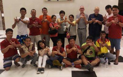Evangelistene på Filippinene