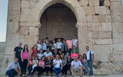 Leir for døve syriske kristne