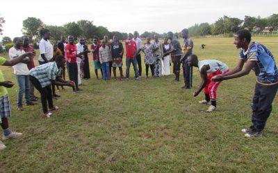 Niende leir for Ugandske ungdommer!