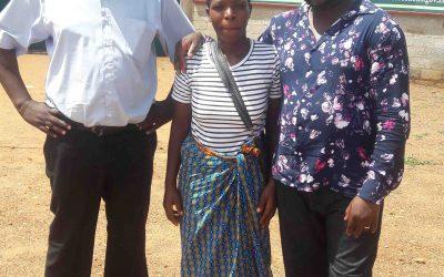Fangene i Zambia