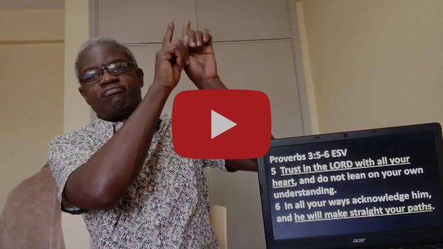 Koronasituasjonen: Nye veier for formidling av evangeliet i Afrika